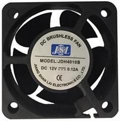 5V/12V factory direct supply plastic hot sale DC Axial Fan Exhaust Fan 4010