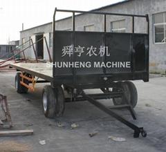 自卸牵引挂车厂家定做