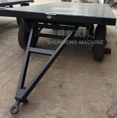 拖拉機平板拖車