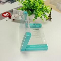 工厂定制PET胶盒采用UV印刷全国包邮