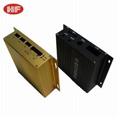 Customized Extrude Aluminium profile Enclosure Case for Electronic 41*147mm