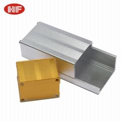 aluminium profile custom extruded aluminium case enclosures for electronics