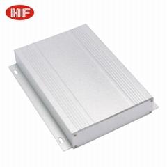 2019 New Customized anodizing metal aluminium profile electronic enclosure