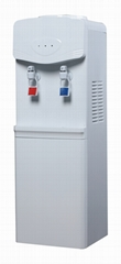 water dispenser with compressor cooling