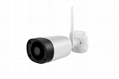 H.265 Shop Store WDR AP Wi-fi Sound and Alarm IP Camera