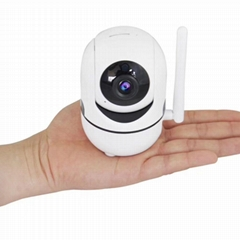 Auto Tracking 2MP Wi-Fi PTZ IP Camera