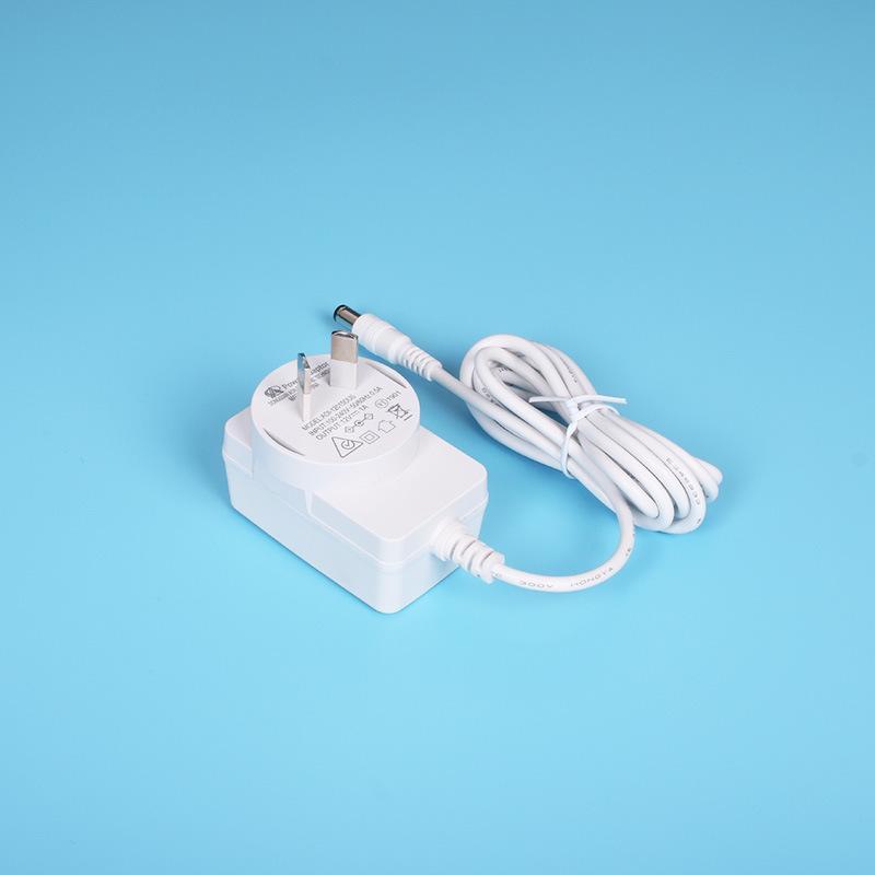 24V0.6A电源适配器 SAA认证 61558家电标准 3