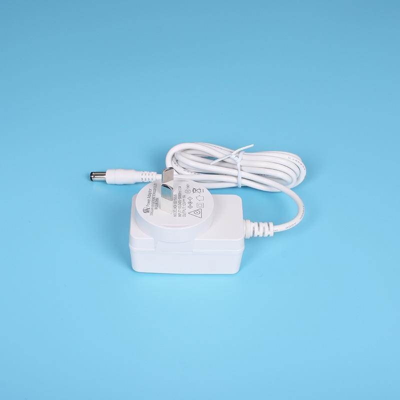 24V0.6A电源适配器 SAA认证 61558家电标准 4