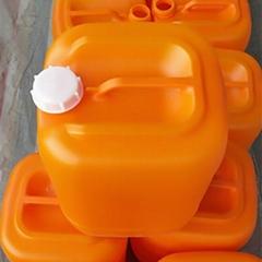 20升塑料桶橘黄色20L塑料桶图片