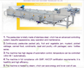 tunnel pasteurizing machine