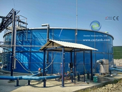 High Corrosion Resistant Sludge Storage Tank For WasteWater Treatment Engineerin