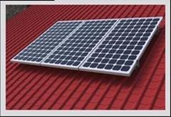 苏州太阳谷斜面屋顶支架系统