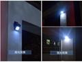 人体感应壁灯户外庭院灯