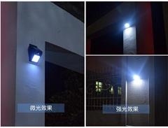 人體感應壁燈戶外庭院燈