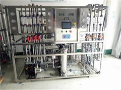 電子元器件清洗超純水設備