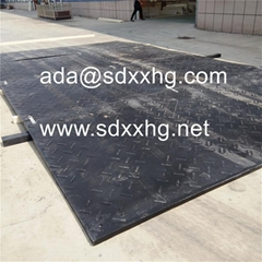 heavy duty ground mats road mat uhmwpe heavy equipment ground cover