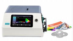 3nh三恩馳YS6010/YS6060臺式光柵分光測色儀光度計液體粉末色差儀
