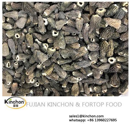 Dried Morel Mushroom Morchella 1