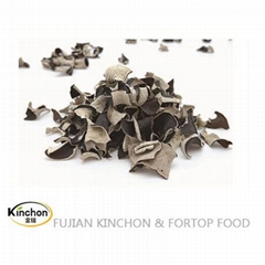 Dried Shredded Wood Ear Mushrooms dices