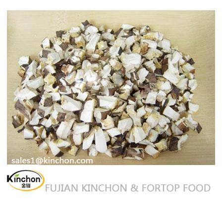 Dehydrated diced shiitake mushroom dice cube 5*5mm 1