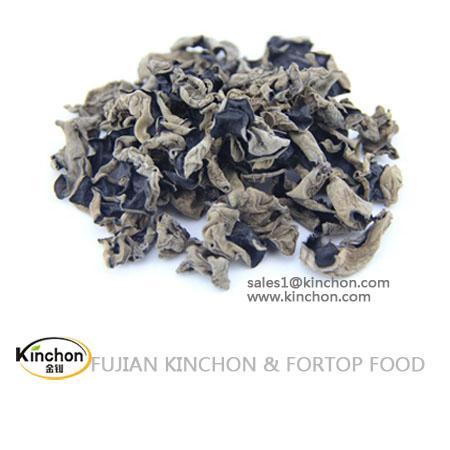 Wood Ear Mushroom Agaric Dried black fungus 1