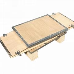 nailless foldable 3pcs plywood box