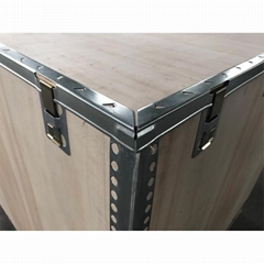 foldable wooden boxes