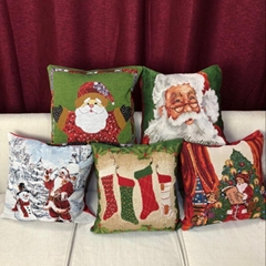 圣诞抱枕 靠垫套