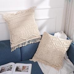 手工編織抱枕