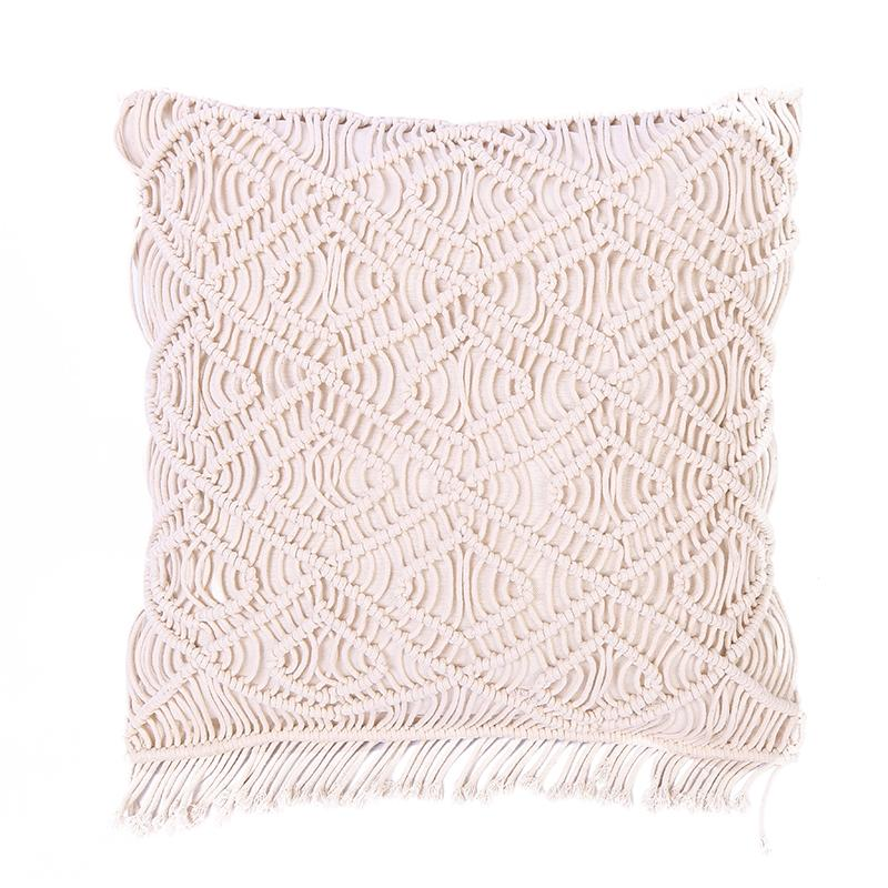 手工編織抱枕 5