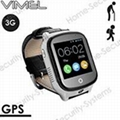 GPS Tracker Kids Watches Children Elderly people SOS button Real Live Tracking  1