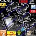 Home Camera Security System DIY CCTV IP