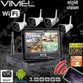 Home Security System Camera 1TB IP