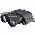 Master Night Vision Binocular Hunting Security System IR Next Gen Goggles