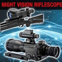 Rifle Scope Riflescope Night Vision Hunting Trail Tracker IR Gen Professional