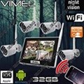 Wireless Security Cameras System 32GB