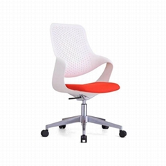 modern office furniture high quality fabric chair plastic chair