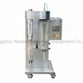 Mini Vacuum Small Lab Scale Spray Dryer for Milk and Coffee 2
