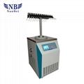 Lab Vacuum Freeze Dryer Machine Lyophilizer