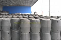 popular graphite electrode in making steel factory