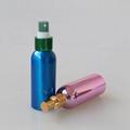 15ml cosmetic aluminum bottles wholesale