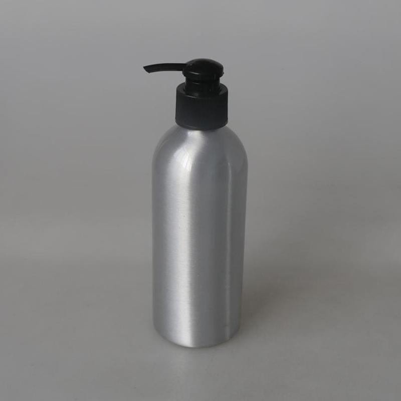 hot selling 50ml perfume spray aluminum bottle with sprayer 1