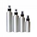 2.5oz 70ml empty aluminum  spray bottles