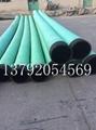 混凝土輸送打樁專用橡膠鋼絲軟管