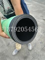 煤矿瓦斯抽放吸排水橡胶钢丝管