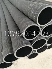 污水泵抽沙泵專用橡膠鋼絲管