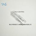 electric oven parts halogen bulb G9 110V 25W 40W Heatproof Property 300  4