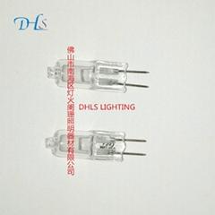 米泡鹵素燈珠 G4 12V 10W 0.7