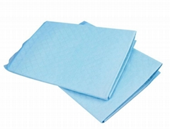 PE film laminated absorbent PP