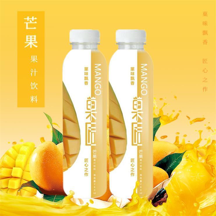 菓匠芒果汁饮料 1
